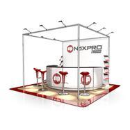 Naxpro-Truss messestande