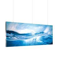 """LED lysvæg """"OCTAlumina 120"""", loftversion"""