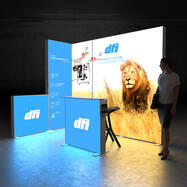 """Pixlip GO  LED Messestand  """"Stand ES3020"""""""