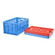 """foldbar kasse """"Big"""" i plast, 60 liter"""