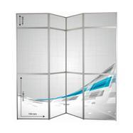 """Foldevæg """"360"""" med printbare paneler"""