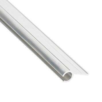 "Aluminiums-kantskinne ""Single wall"""