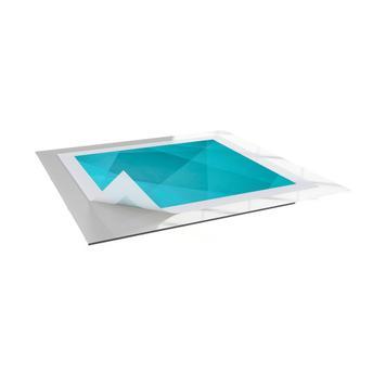 Dekorationsfolie til glas