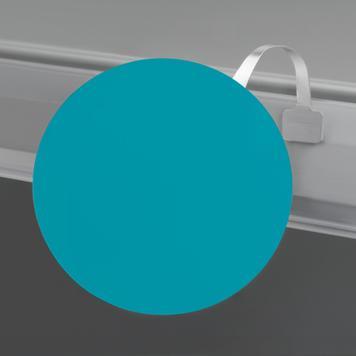 Skiltefjeder alu 75 mm