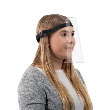 Visir til ansigt beskyttelse
