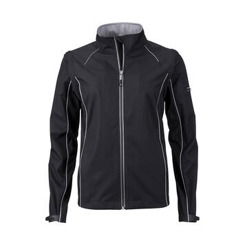 Dame Softshell jakke