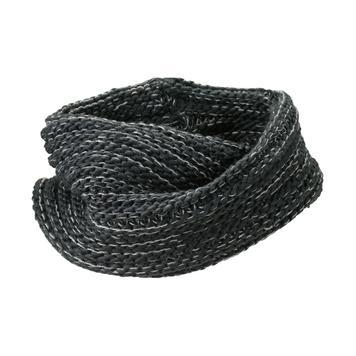 Tørklæde i stort strikmønster