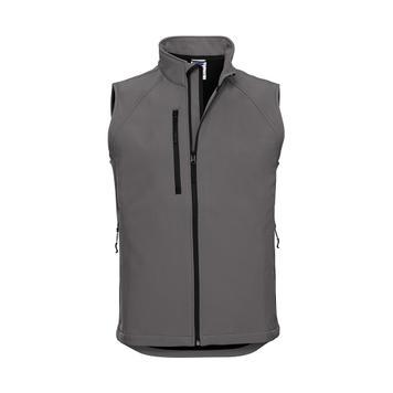 3-lags softshell vest