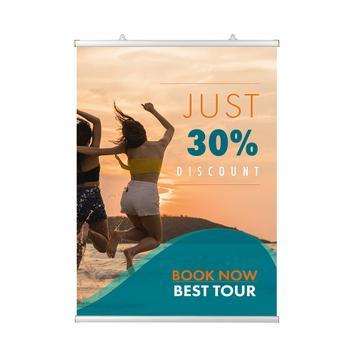 "Klemmeliste ""Poster & Banner Fix II"""