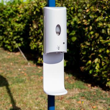 Sensor-Wall - desinfektionsdispenser til montering på rørsystem