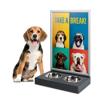 Tankstation til hunde