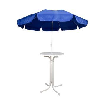 """Skærm til parasol """"Klappbar I"""" med bord"""