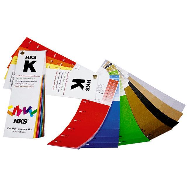 HKS® farvekort K