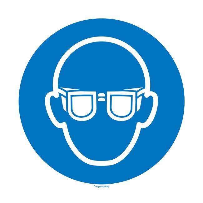 Brug øjenbeskyttelse