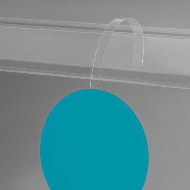Hyldesvirper arm transparent