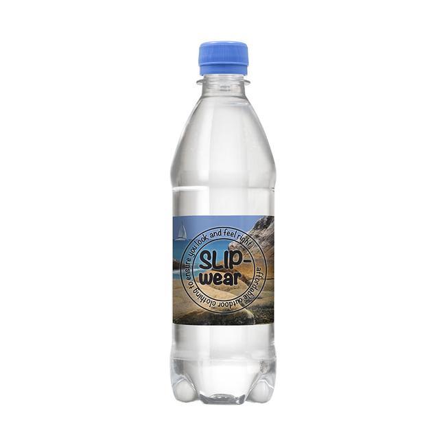 Kildevand 500 ml med Skruelåg