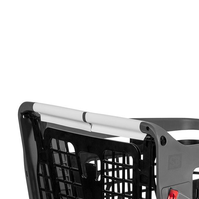 Selvklæbende beskyttelsespapir til indkøbsvogne og kurve