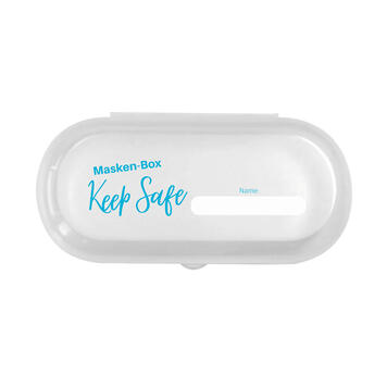 """Box til mund- og næse maske """"Keep Safe"""""""