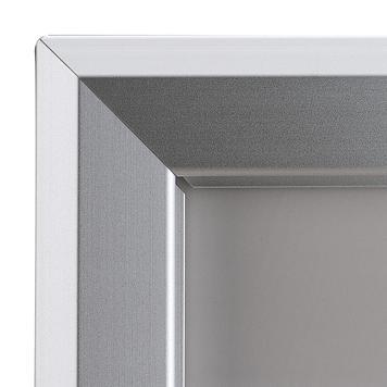Pendulstander til plakater af aluminium