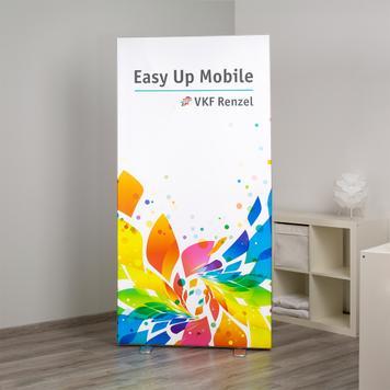"""LED lysvæg """"Easy Up Mobile"""""""