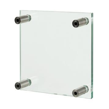 """Glas dørskilt """"Galerie"""""""