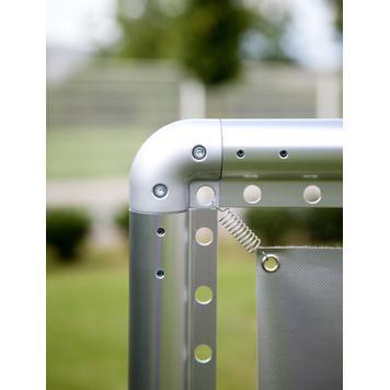 "Bannerramme plug-in system aluminium ""Vacant"""