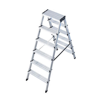Høj trappestige, dobbeltsidet