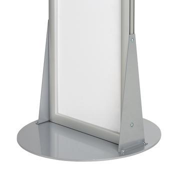 """Hygiejnestation """"Sensor-Multi"""" desinfektionsdispenser på 2 sider"""